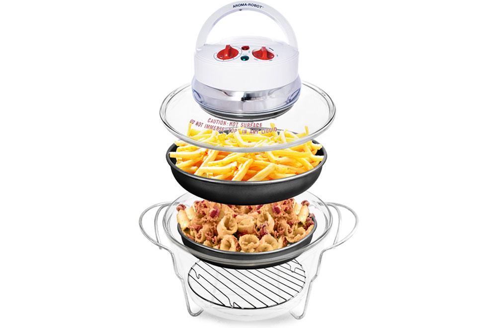 Φριτέζα - aromarobot