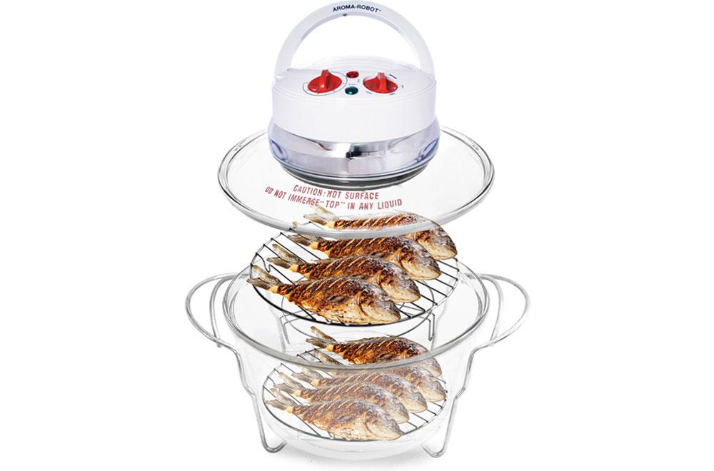 grill - aromarobot