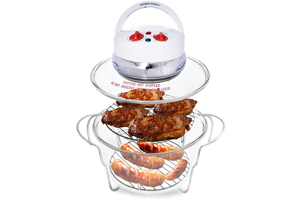 Ψηστιέρα aromarobot