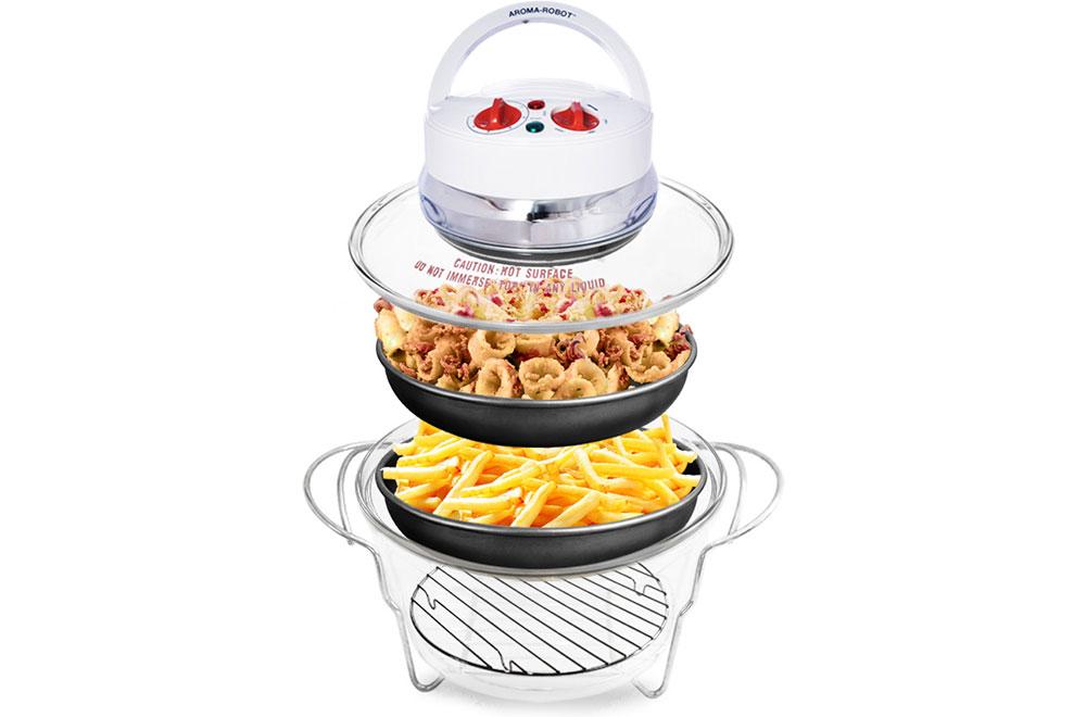 Τηγάνι aromarobot