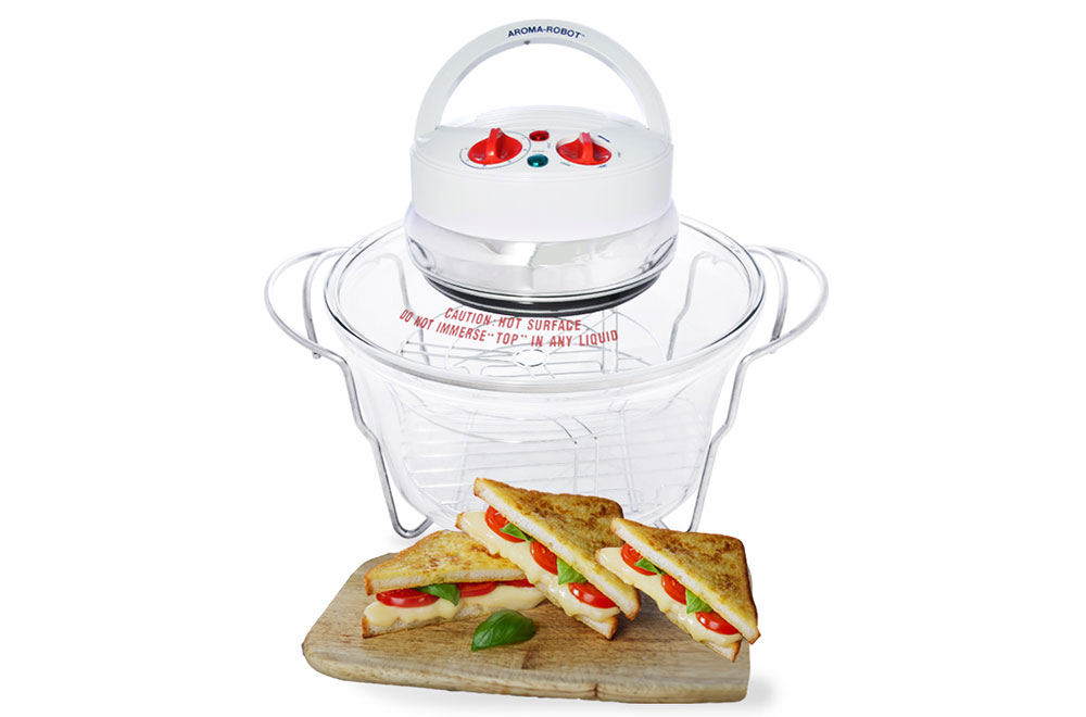 Τοστιέρα - aromarobot