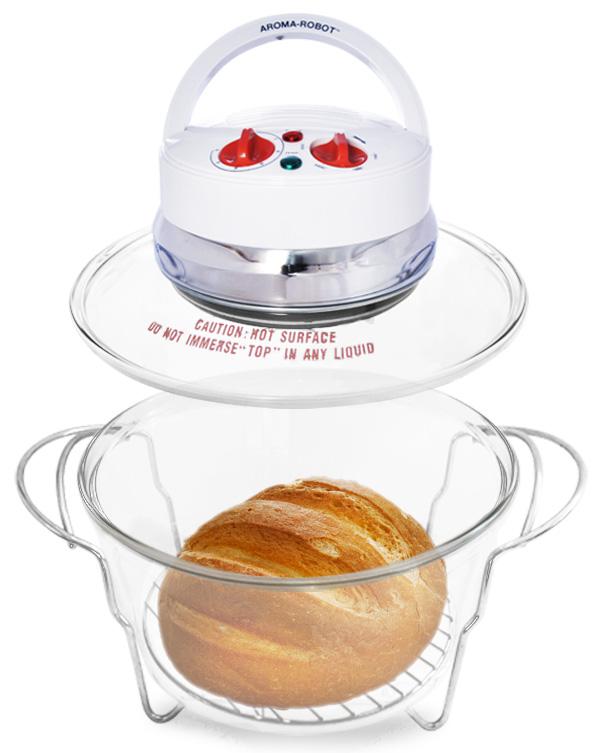 συσκευη ψωμιου aromarobot